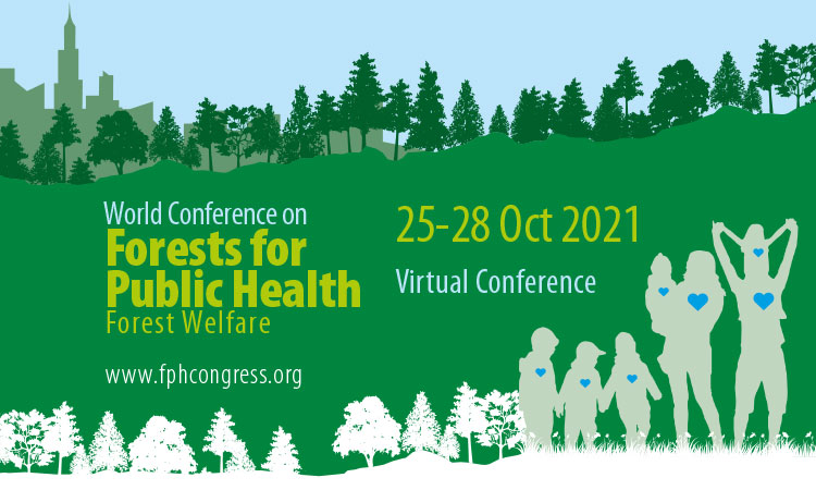 2nd World Conference on Forests for Public Health